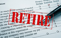 Retire Employee Engagement surveys